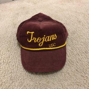 Vintage usc hat
